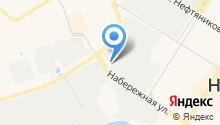 Нефтеюганск-Сервис на карте