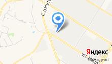 Sign на карте