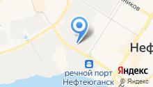 Завод столовых вод на карте