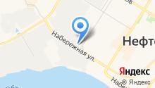 Единая диспетчерская служба г. Нефтеюганска на карте
