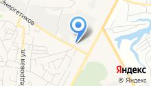 ЮграВторМет на карте