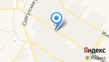 СДЮСШОР по дзюдо на карте
