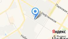 КЕРН на карте