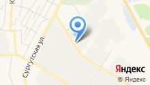 РН-Юганскнефтегаз на карте