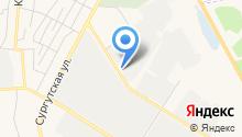 Юнг-Энергонефть на карте