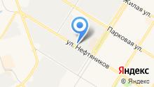 Аудиофон на карте