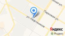 Нефтеюганский политехнический колледж на карте