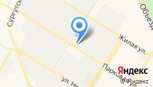 ТекСтильный на карте