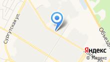 По пути на карте