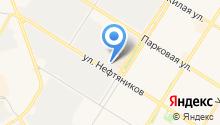 АВТОDОМ на карте