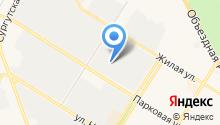 Центр бизнес-услуг на карте