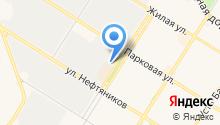 Единый центр услуг на карте