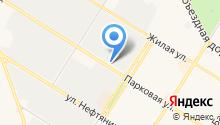 Хлебный дом на карте