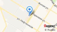 Магазин светотехники на карте