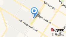 Шихан на карте