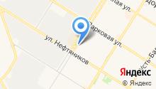 Департамент имущественных и земельных отношений на карте