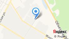 РН-Снабжение-Нефтеюганск на карте