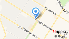 Кухонька на карте