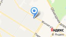 Новомет-сервис на карте