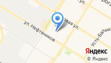 Бизнес план Нефтеюганск - Написание бизнес планов в Нефтеюганске на карте