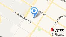 Нефтеюганский индустриальный колледж на карте