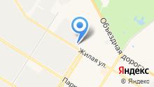 Югансктранстеплосервис на карте