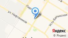 Средняя общеобразовательная школа №2 им. А.И. Исаевой на карте