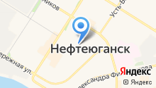 Государственная инспекция труда в Ханты-Мансийском автономном округе-Югре на карте