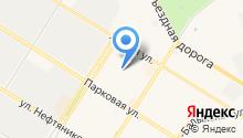 Сообщество на карте