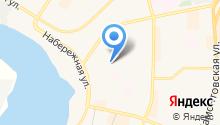 Профэнергомед-ЛЦД на карте