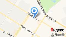 Точка доступа на карте