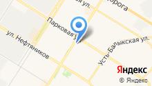 ИННО Студия на карте