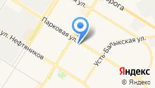 Банк ФК Открытие, ПАО на карте