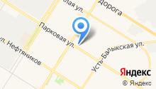 СКБ-Банк на карте