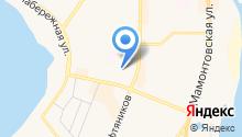 Начальная школа-детский сад №15 на карте