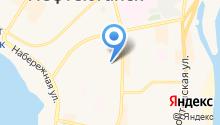 Оксана на карте