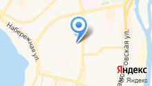 Лучес на карте