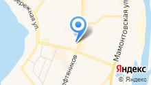 Хиномару на карте