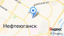 Парвиз на карте