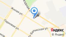 АвтоБАНЬКА на карте
