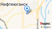 Термокон на карте