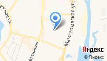 Средняя общеобразовательная школа №10 с дошкольным отделением на карте