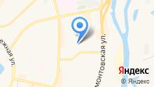 Нежность на карте