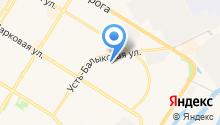 Центр дополнительного образования для детей на карте