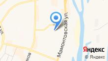 Иммортель на карте