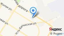 Нефтеюганская рекламная мастерская на карте