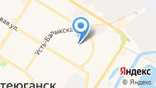 Сибспецстрой на карте