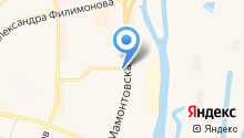 Диер на карте