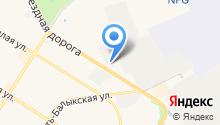 ЮганскАвтоРемонт на карте