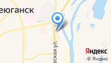 Точка связи на карте
